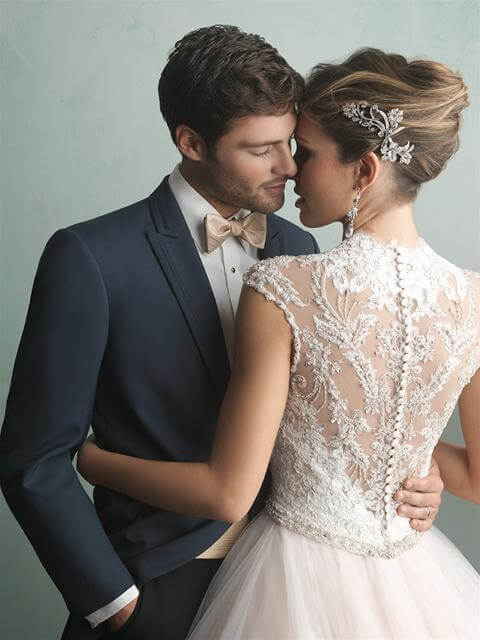 Wedding Day Grooms Style - Hollywood Brides