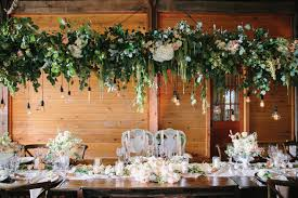 Wedding Hanging Flowers